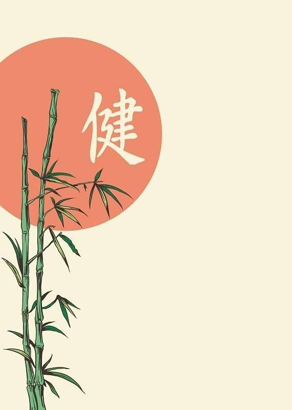 bambus tablica suchościeralna magnetyczna 089