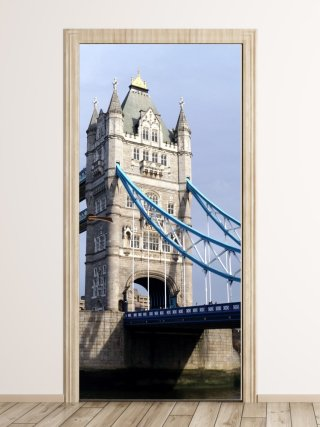 Fototapeta na drzwi Londyn, Tower Bridge FP 2266 D