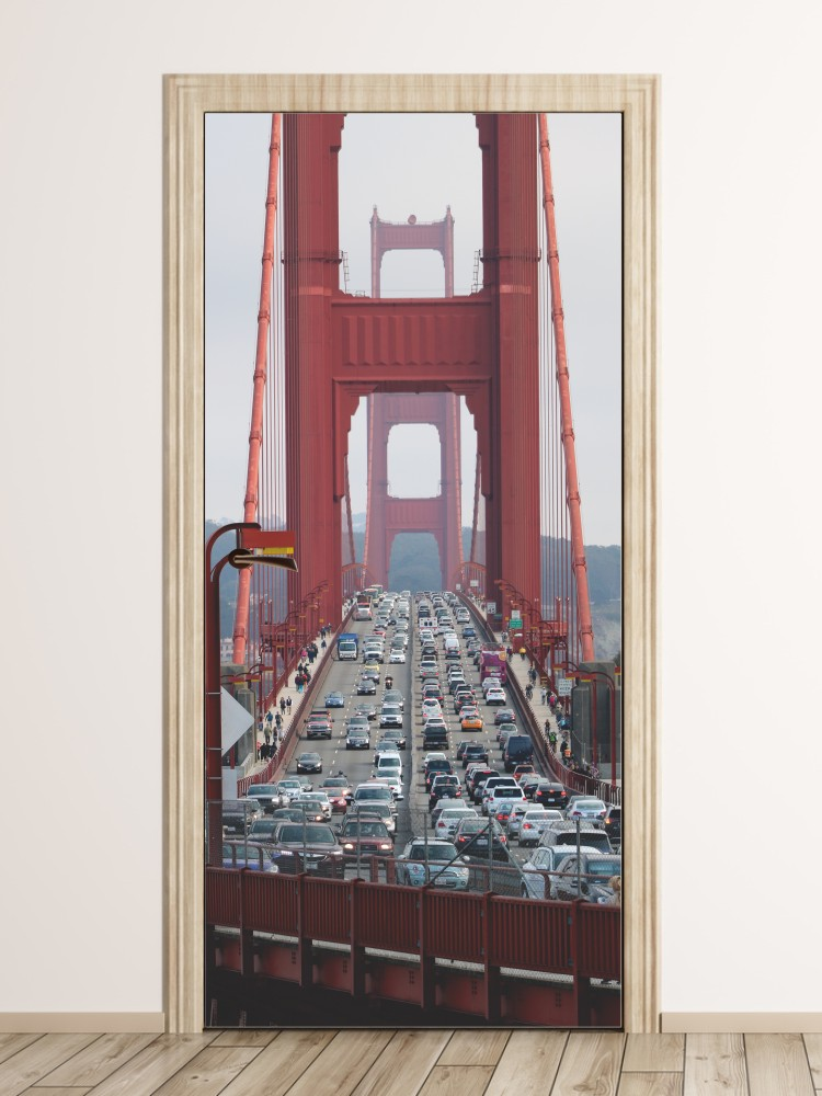 Fototapeta na drzwi most Golden Gate FP 6127