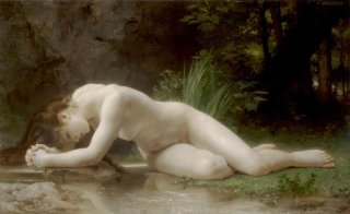 Reprodukcja Byblis, William-Adolphe Bouguereau