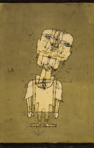 Reprodukcja Ghost of a Genius, Paul Klee