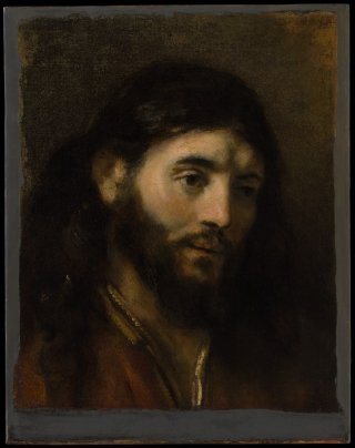 Reprodukcja Head of Christ, Rembrandt