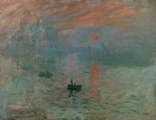 Reprodukcja Impression, Sunrise, Claude Monet