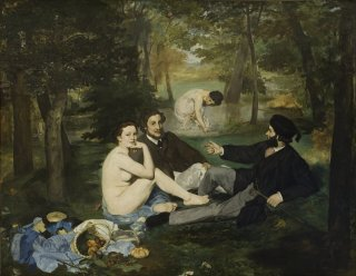 Reprodukcja Luncheon on the Grass, Edouard Manet