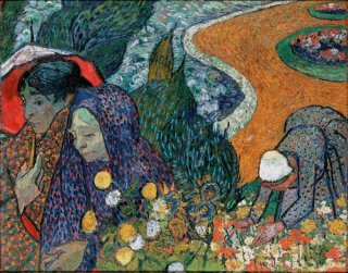 Reprodukcja Memory of the Garden at Etten, Vincent van Gogh