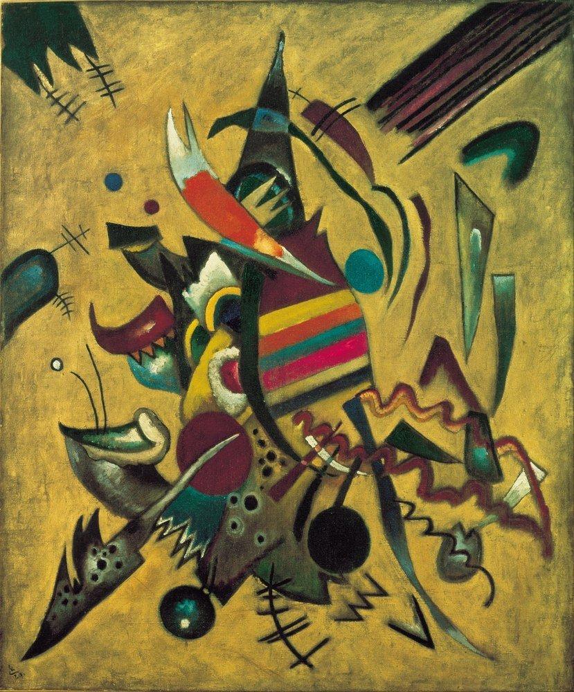 Reprodukcja Points Wassily Kandinsky
