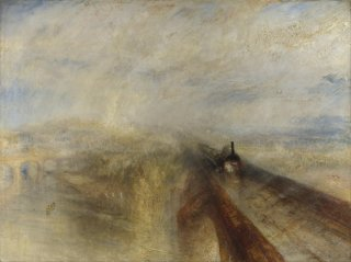 Reprodukcja Rain, Steam and Speed - The Great Western Railway, William Turner