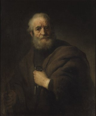 Reprodukcja St Peter, Rembrandt