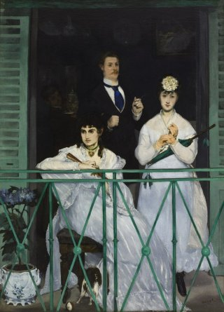 Reprodukcja The Balcony, Edouard Manet