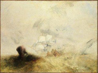 Reprodukcja Whalers, William Turner