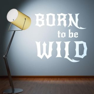 szablon malarski 02X 03 born to be wild 1707