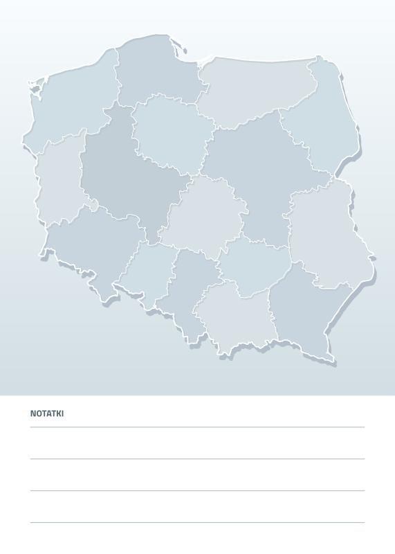 Tablica Suchoscieralna Mapa Polski Podzial Administracyjny 192 Wally